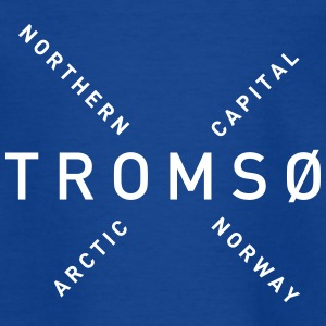 Tromsø - Arctic Capital - T-skjorte for barn