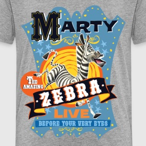 Madagascar Marty Teenager T-Shirt - Teenage Premium T-Shirt