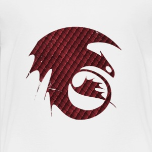 Dragons Icon Strike T-Shirt - Teenager Premium T-Shirt