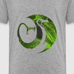 Dragons Icon Tracker t-shirt - Teenage Premium T-Shirt