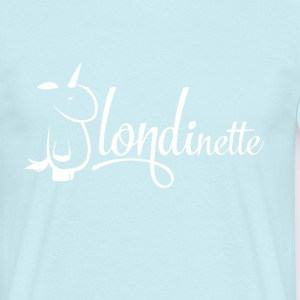 Blondinette - T-shirt Homme