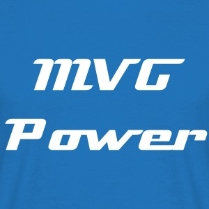 MVG Power - Männer T-Shirt