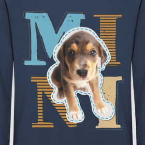 Animal Planet minihund langermet barn-T-skjorte - Premium langermet T-skjorte for barn