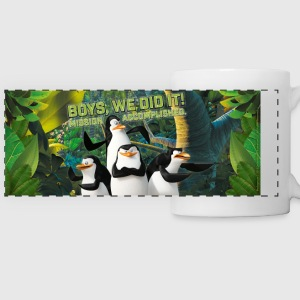 Madagascar Penguins Mug - Panoramic Mug