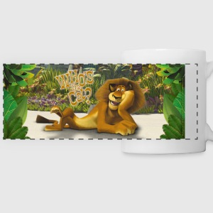 Madagascar Alex Mug - Panoramic Mug