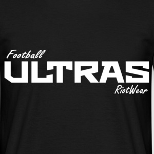 Football Ultras - Mannen T-shirt