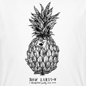 The Pineapple Experiment - T-shirt bio Homme