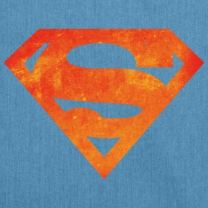 Justice League Superman Logo Stoffbeutel - Schultertasche aus Recycling-Material
