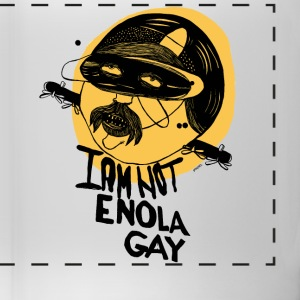 I AM NOT ENOLA GAY Yellow Mug - Tazza con vista