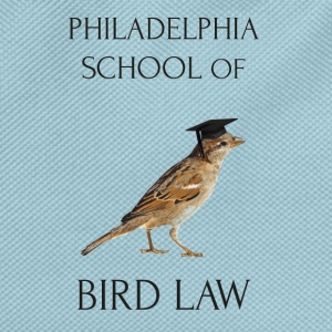 Philadelphia School of Bird Law - Kids' Backpack