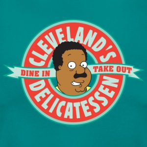 Family Guy Cleveland's Delicatessen Women T-Shirt - T-shirt dam