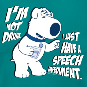 Family Guy Brian I'm Not Drunk Women T-Shirt - T-shirt dam