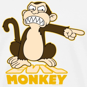 Family Guy Evil Monkey Men T-Shirt - Premium-T-shirt herr