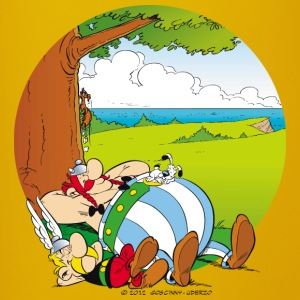 Asterix & Obelix are sleeping Mug - Full Colour Mug