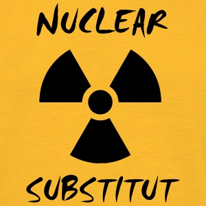 nuclear substitut Tee shirts - T-shirt Homme
