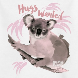 Animal Planet hugs wanted Kid's T-Shirt - Kids' T-Shirt