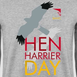 BAWC Hen Harrier Day Men's Sweatshirt - Men's Sweatshirt