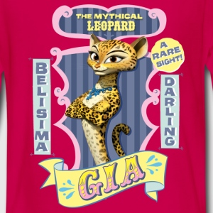 Madagascar The Mythical Leopard Gia Teenager Langa - Teenager Premium Langarmshirt