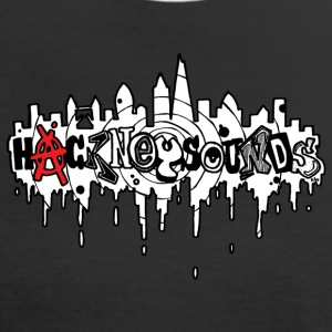 Hackney sounds - Women's Ringer T-Shirt