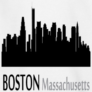 Boston Massachusetts - Kids' T-Shirt
