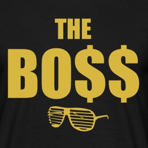 The Bo$$ Mens T-Shirt - Men's T-Shirt