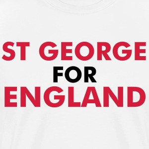 ST GEORGE ENGLAND - Men's Premium T-Shirt