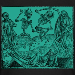 Totentanz / Dance of macabre - Frauen T-Shirt
