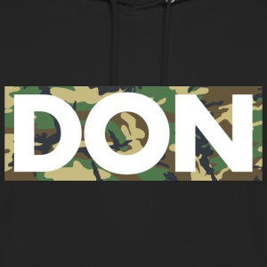 Camouflage DON - Unisex Hoodie
