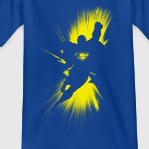 Superman Shadow Teenager T-Shirt - Teenager T-Shirt