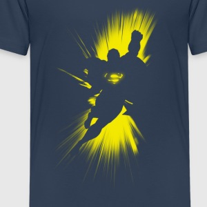 Superman Shadow Teenager T-Shirt - Premium-T-shirt tonåring