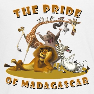 Madagascar The pride of Madagascar Tee shirt manch - T-shirt manches longues Premium Ado
