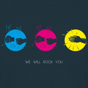 We Will Rock You - Maglietta da uomo