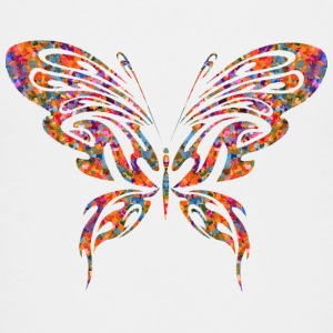 Colourful Butterfly - Kids' Premium T-Shirt