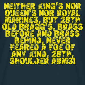 Old Bragg's - Men's T-Shirt