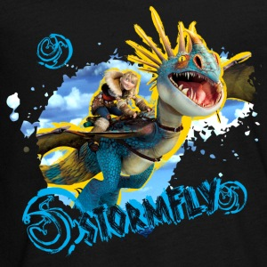 DreamWorks Dragons 'Stormfly' Teenager Longsleeve  - Teenagers' Premium Longsleeve Shirt