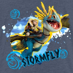 DreamWorks Dragons 'Stormfly' Kid's T-Shirt - Kids' Premium T-Shirt