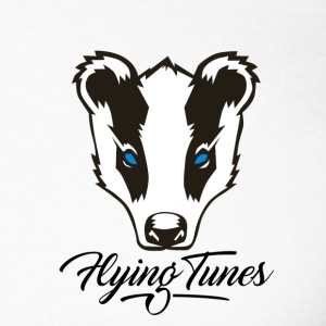 FlyingTunes Mascot Baseball - Men's Long Sleeve Baseball T-Shirt