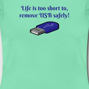 Remove USB - Women's T-Shirt