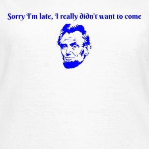 Honest Abe - Women's T-Shirt