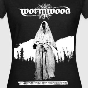 Women's Witch Print - T-shirt dam