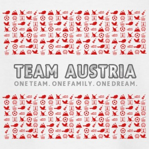 Team Austria - Icon-Flagge - Kinder T-Shirt