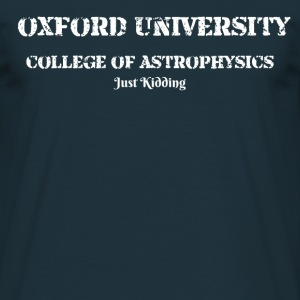 College of Astrophysics - Men's T-Shirt