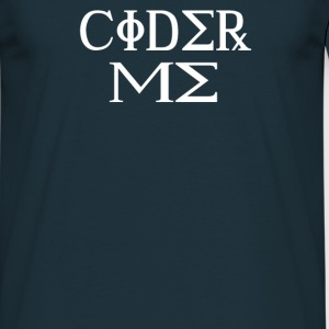 Cider Me  - Men's T-Shirt