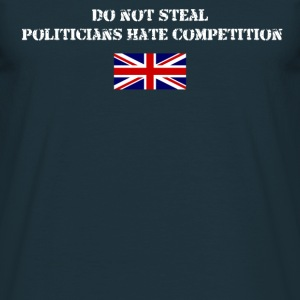 Don't Steal - Men's T-Shirt