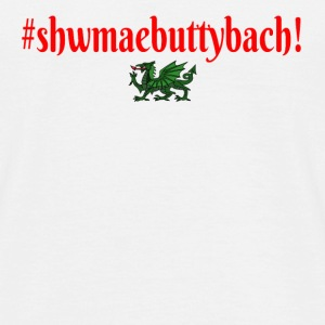 shwmae butty bach - Men's T-Shirt