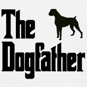 The Dog Father - Boxer - Men's T-Shirt