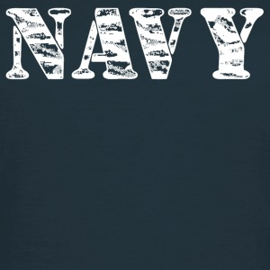 NAVY - Women's T-Shirt