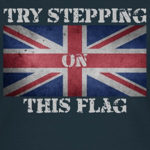 Step on Flag - Women's T-Shirt