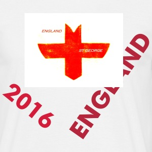 Englands in France - Men's T-Shirt