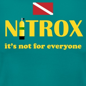 Nitrox Not - Women's T-Shirt